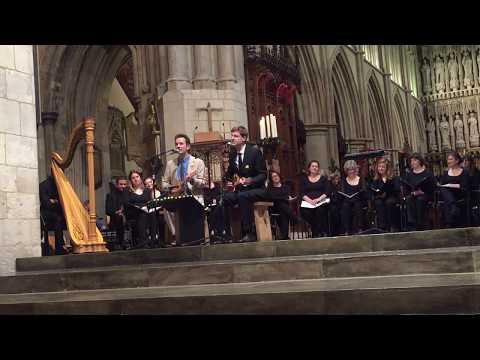 Will & Ali - 'Last Christmas' by Wham! - ukuleles