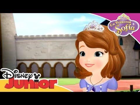 La Princesa Sofía Proximamente Disney Junior España Youtube