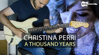 Baixar Christina Perri - A Thousand Years - Electric Guitar Cover by Kfir Ochaion