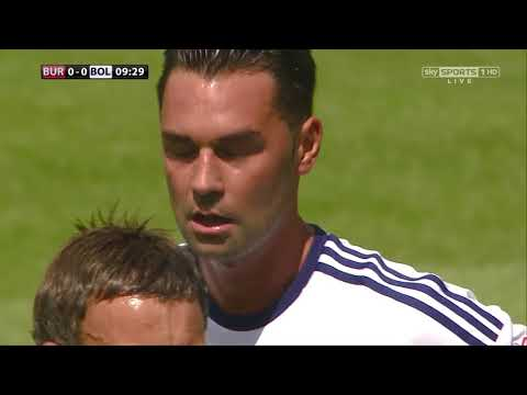 Burnley - Bolton Wanderers 1-1 Full match (03.08.2013.)