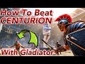 For Honor - How To Beat Every Character With Gladiator! Episode 4 Centurion!