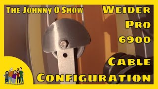 Ep. #161 Weider Pro 6900: Cable & Pulley Configuration