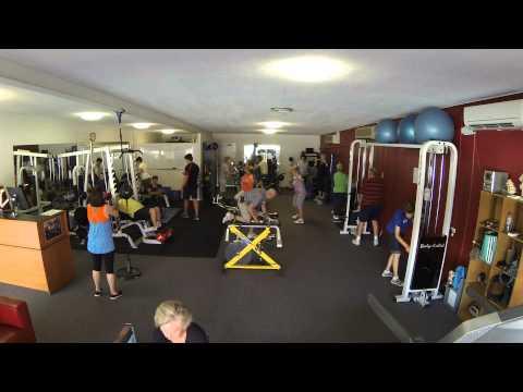Seniors Exercise Class - Health Studio