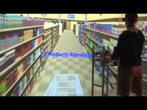 Virtual Shopping Experience