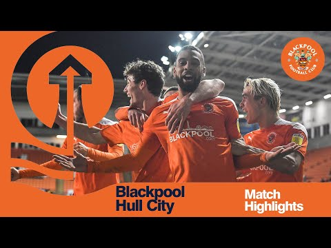 Blackpool Hull Goals And Highlights