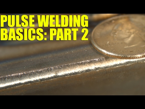 Intro to Pulse Welding: Part 2 of 2 (with Everlast 251si and Online NDT Degree Announcement)
