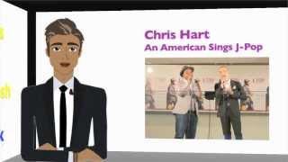 ニュースキャスター Rickが、日本でJPOPを歌い成功したアメリカ人歌手 ...