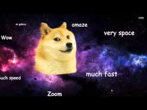 DOGE SUCH WOW (original video) - YouTube