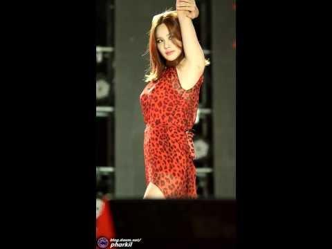 [HD 1080p][FANCAM]130829 IVY- I Dance