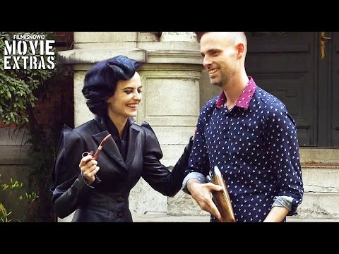 Miss Peregrine's Home For Peculiar Children 'Set Tour with Ransom Riggs' Featurette (2016)