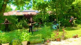 Cannonball - LIVE in Christian's backyard