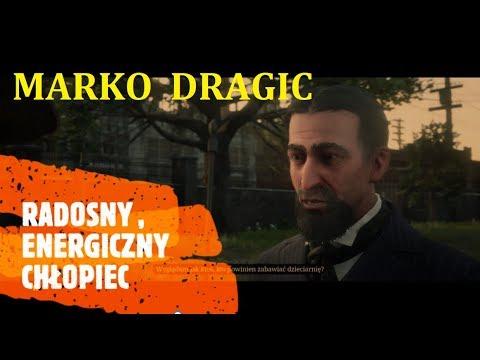 Red Dead Redemption 2 - Radosny , energiczny chłopiec - Marko Dragić cz.1