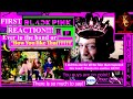 BLACK - PINK - FIRST REACTION!!- - How You Like - I MEAN WHAT CAN SAY YALL TOLD ME HOW....