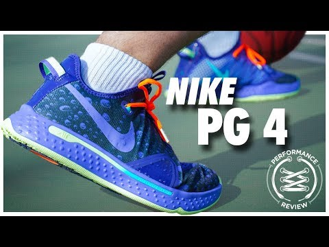 Nike PG 4 Performance Review