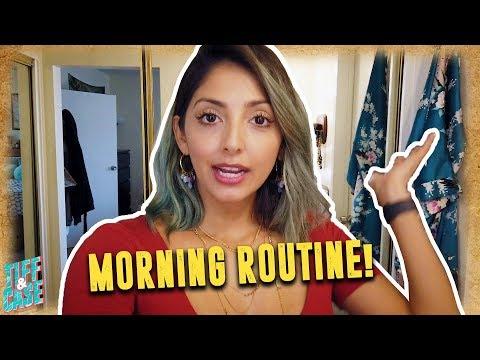 GRWM Skincare + Makeup Routine thumbnail