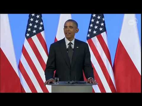 Obama talks about The Witcher 2 game he got as a gift