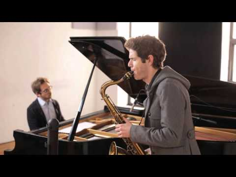 Image for The Jazz Gallery Mentorship Series Volume 3, Edition 1: Aaron Parks and Joel Ross (Embed)