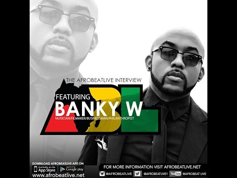 Banky W interview at AfroBeat Live (EP#8 - ABL 2016)