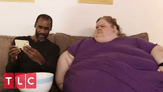 Tammy Meets Her New Nephew  1000-lb Sisters