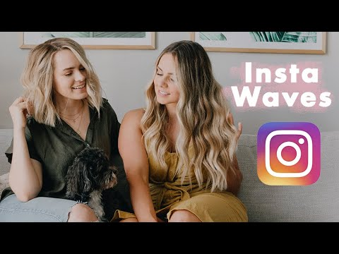How to Get Instagram Hair on both Long and Short Hair! - KayleyMelissa