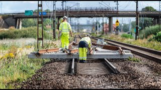Här är orsaken till tågstoppet mellan Malmö och Lund