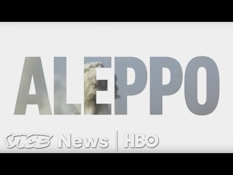 Inside An Aleppo Hospital In The Aftermath Of An Airstrike: VICE News Tonight on HBO