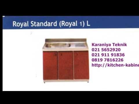 Kitchen Set Royal Type Royal Standard ( R1 L )