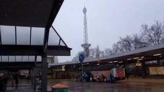 Берлин- Автовокзал.