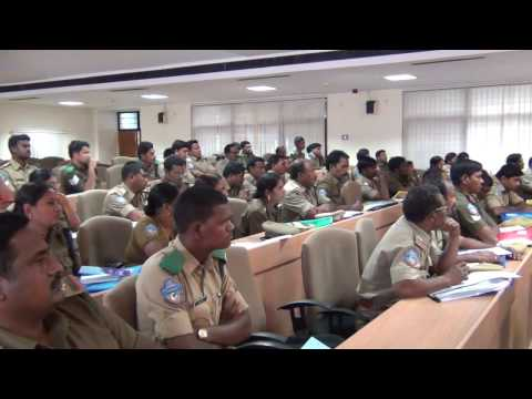 Enhancing Conviction Rate in Court Cases to Forest Officers |Training Program | Nalsar University