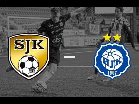 SJK TV: Veikkausliiga SJK - HJK 18.04. 2018