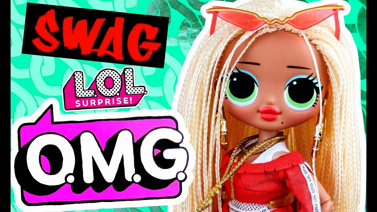 L.O.L. Surprise! O.M.G. Swag doll Unboxing and Review ...