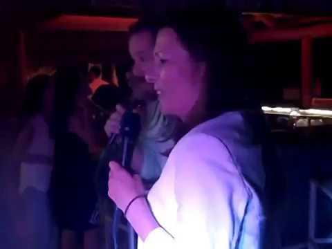 Corporate Karaoke Ritz Carlton Key Biscayne