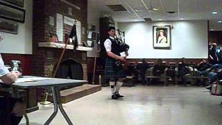 March, Strathspey, Reel - The 91st at Modder River, The Caledonian Society of London, The Grey Bob