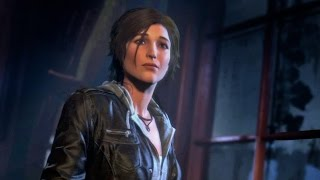 rise of the tomb raider ps4 gameplay interview ign live gamescom 2016