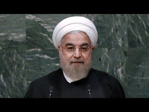 Intervention de Hassan Rohani lors du 70e Assemblée Générale de l'ONU