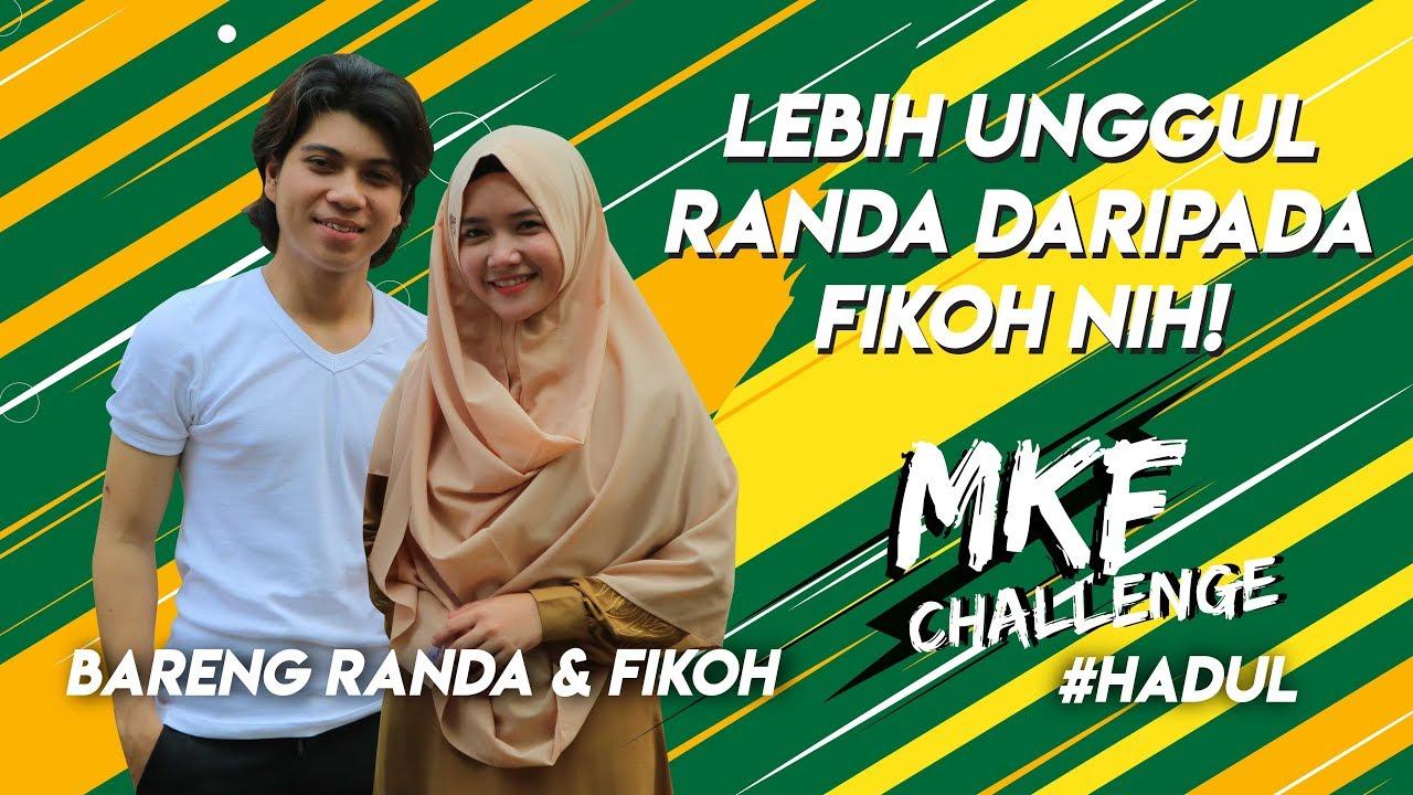 #MKFChallenge - Hafalin Judul Bareng FIkoh & Randa, Siapa yang paling cepet ?