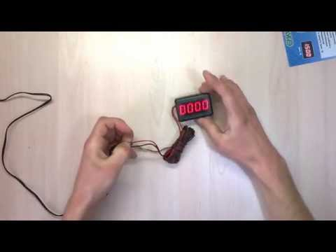 Разработка спидометра - тахометра на шаговом двигателе. Универсальный измерительный прибор