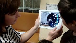 Фрагмент урока по предмету «Развитие речи и окружающий мир» с использованием ИКТ