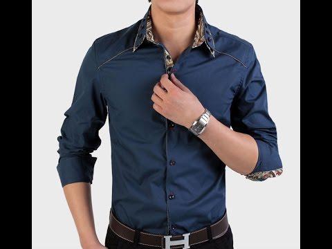 Модные рубашки 2017 modnayaorg