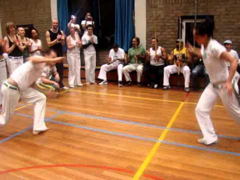 Roda Batuque Capoeira: Simba, Dengosa