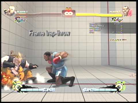 Super Street Fighter 4: AE Balrog Tutorial - Episode 1: Normals