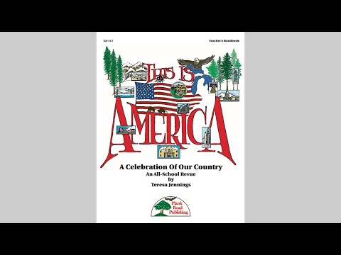 This Is America - Patriotic Revue from MusicK8.com