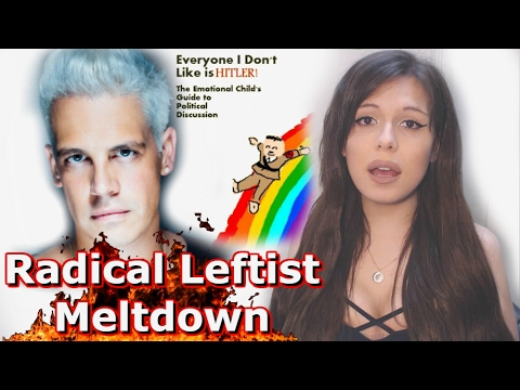 Thumbnail: Milo Yiannopoulos: Radical Leftists LOSE IT @ UC Berkeley
