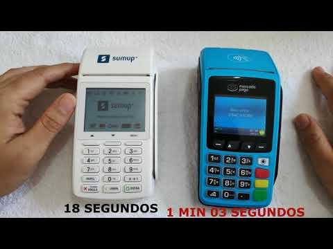 Sumup Total Vs Mercado Pago Point Pro Qual A Melhor Maquina De Cartão