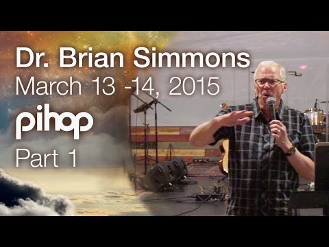 Brian Simmons - Touching Eternity at PIHOP Part 1