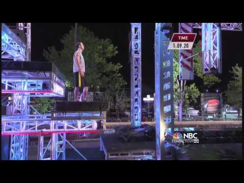 NBC News: American Ninja Warrior Baltimore Finals