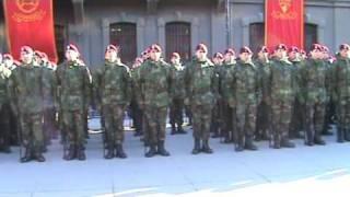 juramento a la bandera CHILE  2009
