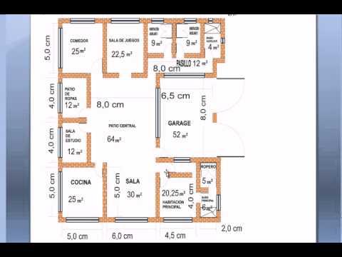 Memorias de calculo k plano arquitectonico youtube for Que es un plano arquitectonico