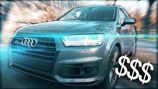 The TECH'ed Out Audi Q7 (BALLER Edition!)