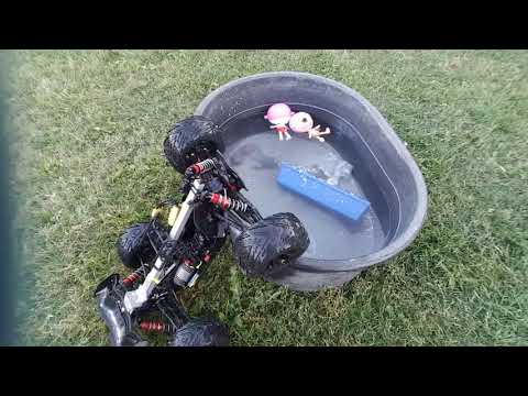 How I clean my ARRMA RC car and lubricate